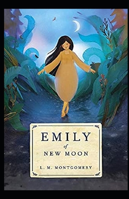 Emily of New Moon Illustrated cover