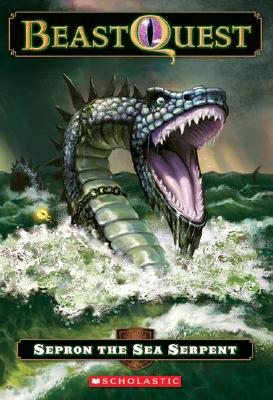 Cover for Sepron the Sea Serpent