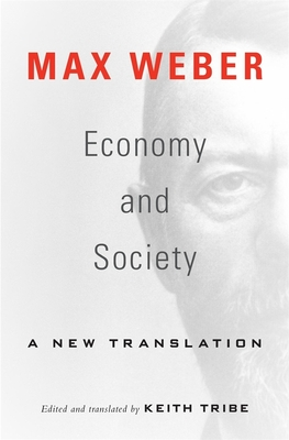 Economy and Society: A New Translation Cover Image