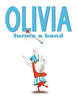 Olivia Forms a Band Cover Image