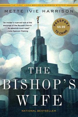 The Bishop's Wife (A Linda Wallheim Mystery #1) Cover Image