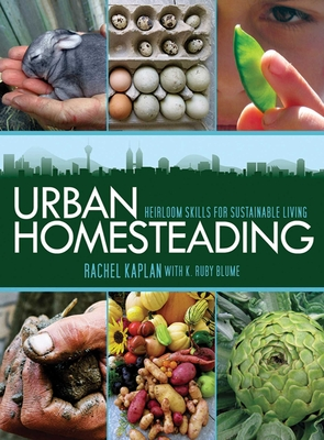 Urban Homesteading Cover