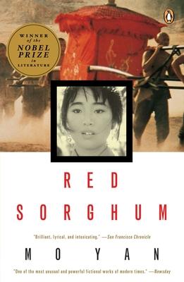 Red Sorghum: A Novel of China Cover Image