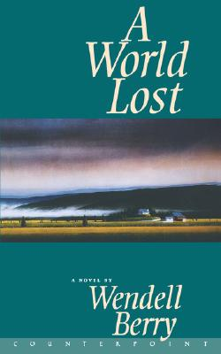 A World Lost Cover