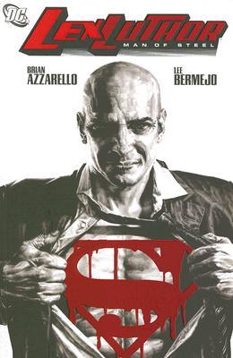 Lex Luthor Cover