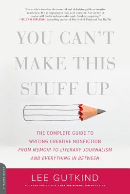 You Can't Make This Stuff Up Cover