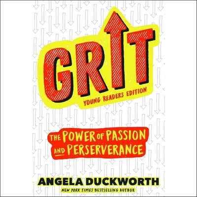 Grit: The Power of Passion and Perseverance Young Readers Edition Cover Image