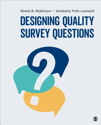 Designing Quality Survey Questions Cover Image