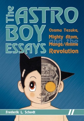 The Astro Boy Essays Cover