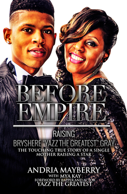 Cover for Before Empire: