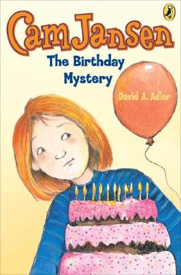 Cam Jansen: the Birthday Mystery #20 Cover Image