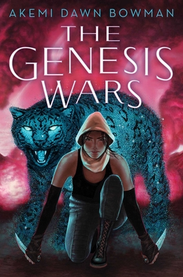 Cover for The Genesis Wars