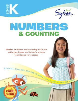 Kindergarten Numbers & Counting Cover