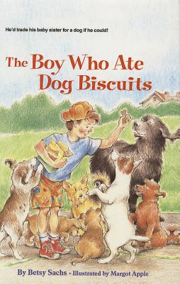 The Boy Who Ate Dog Biscuits Cover