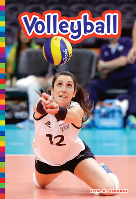 Volleyball (Summer Olympic Sports) Cover Image