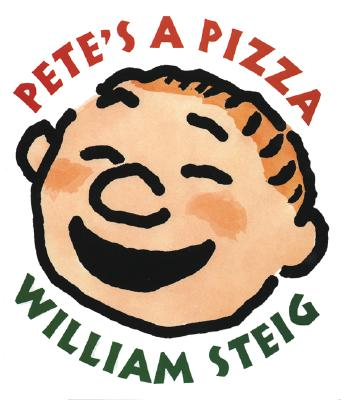 Pete's a Pizza Board Book Cover Image