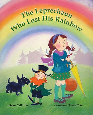The Leprechaun Who Lost His Rainbow Cover