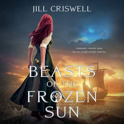 Cover for Beasts of the Frozen Sun Lib/E