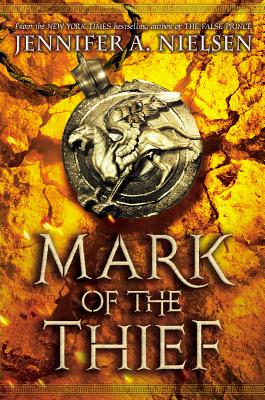 Mark of the Thief (Mark of the Thief, Book 1) Cover