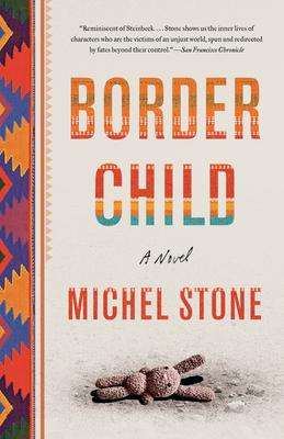 Border Child: A Novel Cover Image