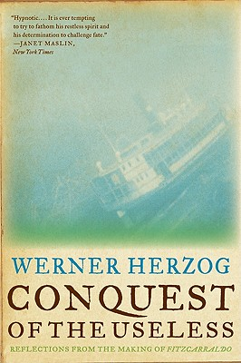 Cover for Conquest of the Useless