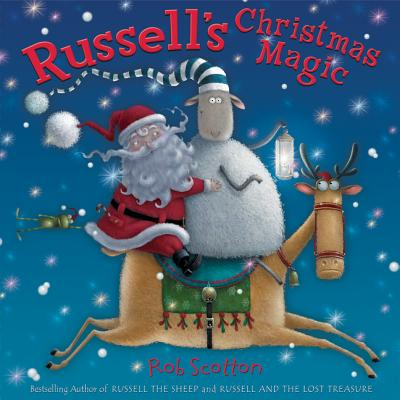 Russell's Christmas Magic Cover