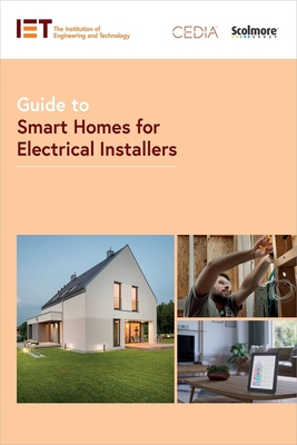 Guide to Smart Homes for Electrical Installers Cover Image
