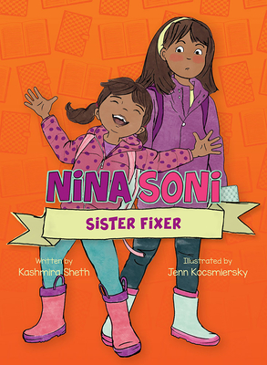 Cover for Nina Soni, Sister Fixer