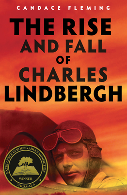 The Rise and Fall of Charles Lindbergh cover