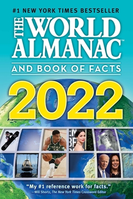 The World Almanac and Book of Facts 2022 Cover Image