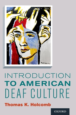 Introduction to American Deaf Culture Cover Image