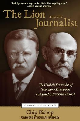 The Lion and the Journalist Cover
