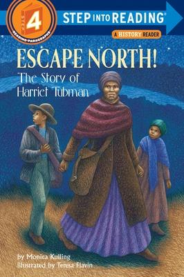 Escape North! Cover