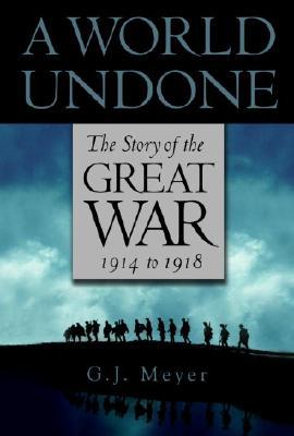 A World Undone Cover