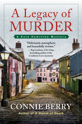 A Legacy of Murder: A Kate Hamilton Mystery Cover Image
