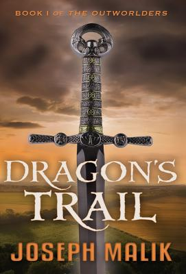 Cover for Dragon's Trail (Outworlders #1)