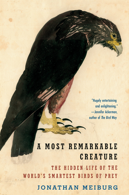 A Most Remarkable Creature: The Hidden Life of the World's Smartest Birds of Prey Cover Image