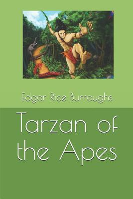 Tarzan of the Apes Cover Image