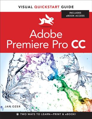 Adobe Premiere Pro CC with Access Code Cover Image
