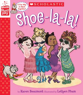 Shoe-La-La! (a Storyplay Book) Cover