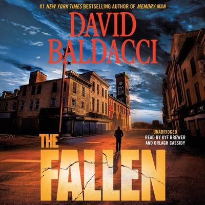 The Fallen Lib/E (Memory Man #4) Cover Image