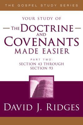 Doctrine & Covenants Made Easier - Parts 2 (Gospel Studies) Cover Image