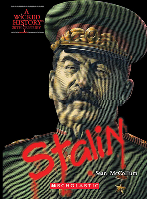 Joseph Stalin (A Wicked History) Cover Image
