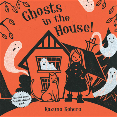 Ghosts in the House! Cover Image
