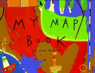 My Map Book Cover