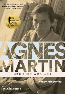 Cover for Agnes Martin