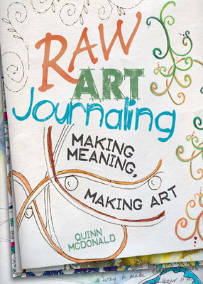 Raw Art Journaling Cover Image