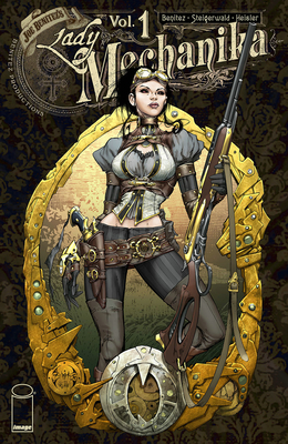 Cover for Lady Mechanika
