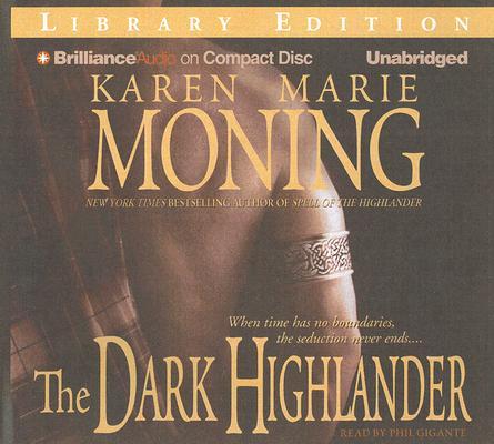 The Dark Highlander Cover Image