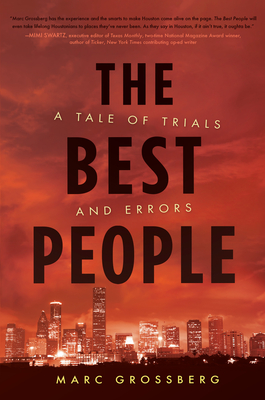 The Best People: A Tale of Trials and Errors Cover Image